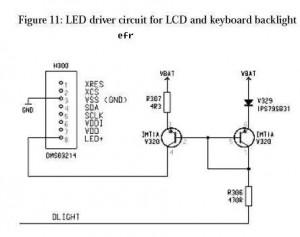 1100 Lcd Lights Problem 2