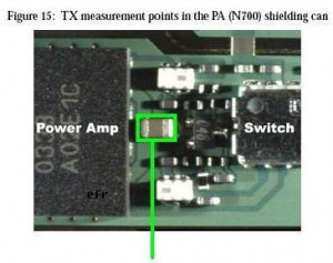 1100 Not Network Signal Problem 2