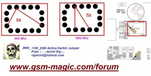 1100 Not Network Signal Problem 4