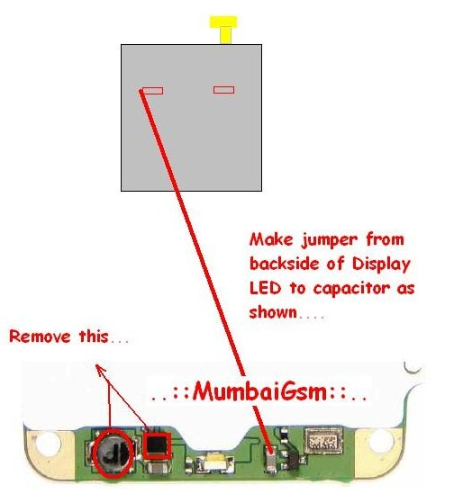 Nokia 1600 Display Light: ... 1600 Lcd Led Lights Problem 3,Lighting