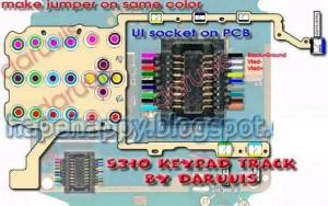 5310 keypad ways Problem 2