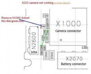 6233 Camera Operation Failed 5