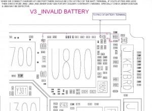 V3i Invalid Battery Problem