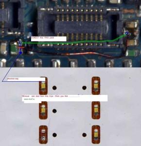 W800i, W810i Lcd Led Lights Problem 2