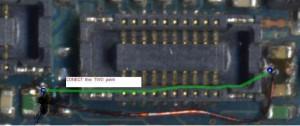 W800i, W810i Lcd Led Lights Problem 3