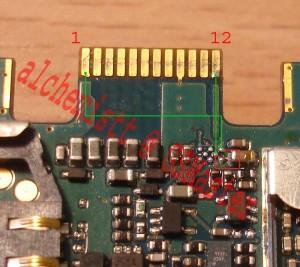 K750i Not Charging Problem 1
