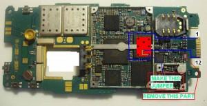 K750i Not Charging Problem 2