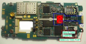 W800i, W810i Not Charging Problem 2