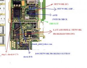 1110i 1112 No Network Problem