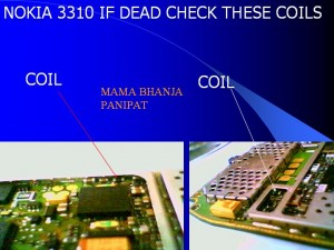 3310 Dead  Power Problem 3