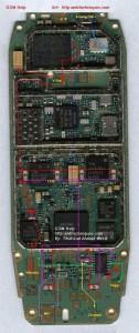 3310 Dead  Power Problem 4