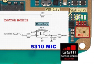 5310 Mic Microphone Ways Problem 3