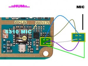 5310 Mic Microphone Ways Problem 4