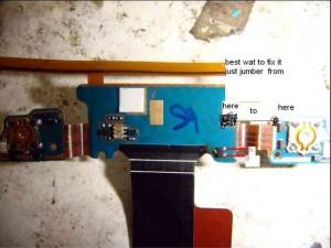 C905 Speaker Earpiece Ways Problem 2
