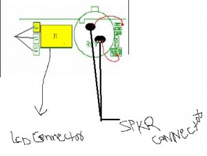 J200i 210i Speaker Earpiece Ways Problem 1