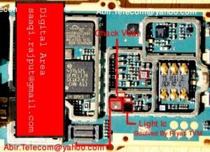 1650 Led Display Lights Problem
