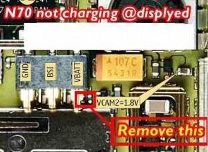 N70, N72 Not Charging Problem 4