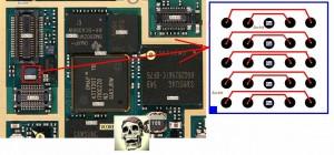 N73 Keypad Ways Problem 2