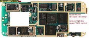 N73 Keypad Ways Problem 3