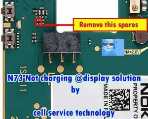 N73 Not Charging Problem 3