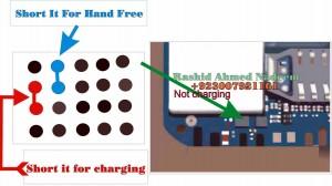 K300i Not Charging Problem 2