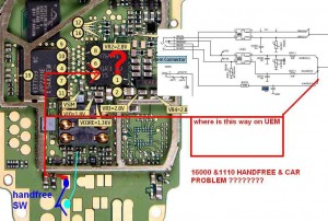 1110i, 1110, 1112 Handsfree Activated Car Mode Problem 2