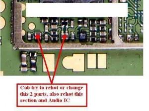 1110i, 1110, 1112 Handsfree Activated Car Mode Problem 3