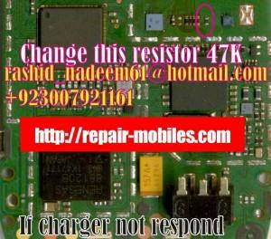 5030 Not Charging Problem 1