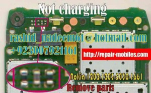 5030 Not Charging Problem 2
