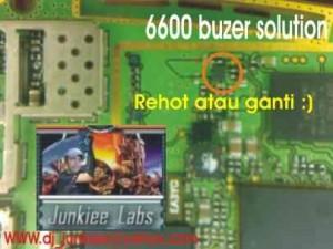 6600 Ringer Buzzer Ways Problem 2