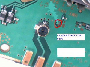 6600 Camera Not Working Problem 3