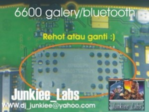6600 Gallery Opening Bluetooth Problem 3