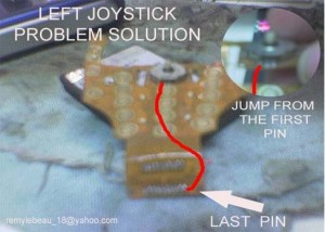6600 Joystick Mouse Ways Problem 3
