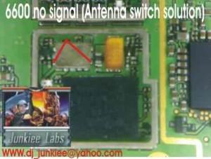 6600 No Network Problem 2