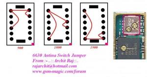 6630 No Network Signal Problem 1