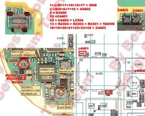 6630 White Lcd Display Ic Ways Problem 3