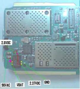 E65 Keypad Led Lights Problem 1