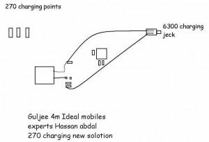 LG Kg 270 Not Charging Problem 3