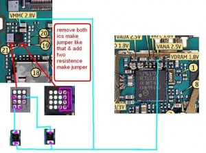 6233 Memory Card MMC Corrupted Problem 2