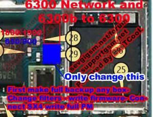 6300 No Network Problem 2