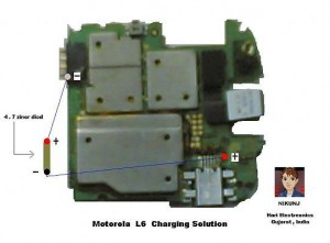 L6 L7 Not Charging Problem