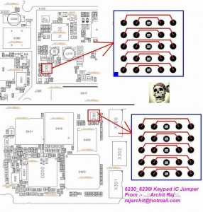 6230i Keypad Ways Problem