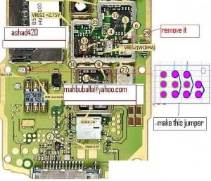 N70, N72 Memory Card Corrupted MMC Problem 2