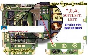 1110, 1110i, 1112 Keypad Ways Problem New Updated 1