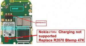 Nokia 5130 Not Charging Problem