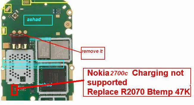 Nokia 5130 Charger Nokia 5130 Not Charging