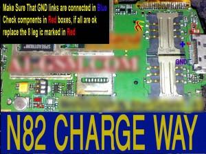 China N82 Not Charging Problem
