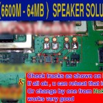 China N82 Speaker Ways Problem Solution
