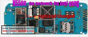 5500 No Network Signal Problem