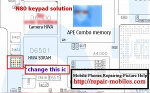 N80 Keypad Ways Problem 2